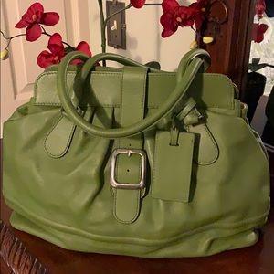 Vintage Tommy Hilfiger Leather Handbag
